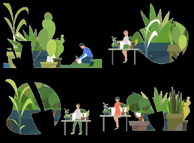 Apni jaivik kheti Organic farming Image
